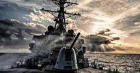 Tàu chiến Mỹ vào Biển Đông: Cứu vãn chiến lược 'xoay trục'