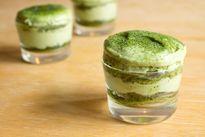 Cách làm bánh Matchamisu ngon mê ly với bột trà xanh Nhật Bản