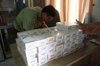 Bắt giữ gần 500 gói thuộc lá Hero và jet không rõ nguồn gốc