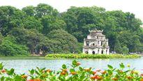 Thủ đô Hà Nội thời tiết mát mẻ