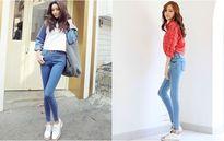 Cách chọn quần jeans tôn dáng, hút mọi ánh nhìn