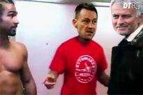 Clip chế: Các học trò cũ không ai thèm bắt tay với Mourinho