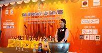 Top 20 thí sinh loạt vào chung kết 'Cuộc thi Bartender Việt Nam 2016'