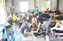 Nghệ An: 20 nghìn sinh viên ra trường chưa có việc làm