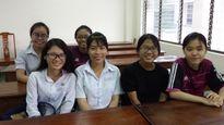 Học sinh thích thú với đề văn về nhào nặn hạnh phúc