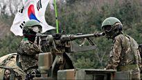 Quân đội Hàn Quốc yêu cầu tăng ngân sách để đối phó Triều Tiên