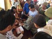 JFC Danang trao hơn 6 tỉ hỗ trợ bà con vùng lũ lụt