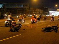 Liên tục 2 vụ tai nạn chết người trong vòng 2 tiếng