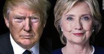 Bà Clinton dẫn trước trong các cuộc thăm dò 2 tuần trước ngày bỏ phiếu