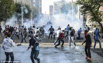 Đụng độ giữa cảnh sát và người biểu tình tại Thổ Nhĩ Kỳ