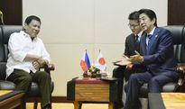 Nhật Bản mong muốn tăng cường hợp tác an ninh với Philippines