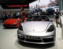 Porsche giới thiệu nhiều xe mới ở Triển lãm ôtô quốc tế Việt Nam