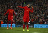 Sturridge tỏa sáng, Liverpool đánh bại Tottenham ở Cúp Liên đoàn