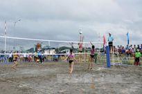 Kiên Giang đăng cai vòng chung kết bóng chuyền bãi biển toàn quốc