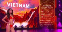 Chung kết Miss Grand 2016: Nguyễn Thị Loan trượt top 10