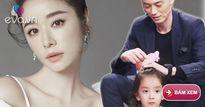 Lâm Tâm Như chưa sinh, Hoắc Kiến Hoa đã tập chăm sóc con gái