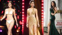 Hành trình lọt top 20 Hoa hậu Hòa bình Quốc tế 2016 của Nguyễn Thị Loan