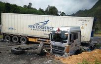Lạng Sơn: Tai nạn liên hoàn, 5 người thương vong