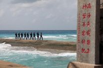 Trung Quốc tập trận trái phép ở Biển Đông