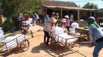 Vĩnh Phúc trích 800 triệu đồng hỗ trợ người dân Quảng Bình, Hà Tĩnh