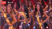 Nguyễn Loan lọt top 20 và diễn bikini ở chung kết