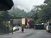 Lạng Sơn: TNGT liên hoàn, 2 người thương vong