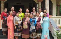Đoàn đại biểu Phụ nữ Thủ đô Viên Chăn kết thúc chuyến làm việc tại TP.HCM