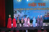 Khánh Hòa: Thi An toàn - vệ sinh viên giỏi