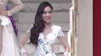 Phương Linh trượt top 15 HH Quốc tế, nhan sắc Việt liên tục 'thất thế'