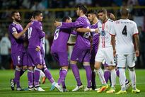 Không cần BBC, Real vẫn trút cơn thịnh nộ vào đội bóng vô danh