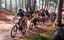 Tổ chức một loạt cuộc đua xe đạp địa hình năm 2017