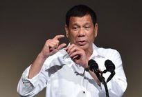 Ông Duterte: 'Đi Trung Quốc chỉ vì kinh tế'