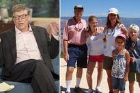 Bill Gates tiết lộ lý do không để lại tài sản 82 tỷ USD cho các con