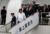 Philippines sẵn sàng tập trận hàng hải chung với Nhật