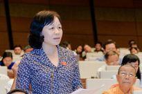 Quốc hội thảo luận về dự án Luật sửa đổi của Bộ Luật Hình sự