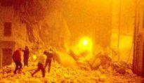 Động đất kép tàn phá miền trung Italy