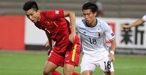 Việt Nam dừng bước ở bán kết U19 châu Á