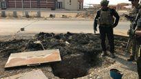 Phát hiện xưởng chế bom của IS ở Mosul