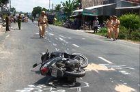 Xe máy đâm nhau kinh hoàng giữa trưa, 3 người chết thảm