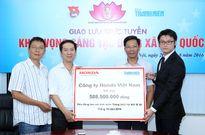 Honda Việt Nam thay dầu miễn phí cho xe hỏng vì lũ