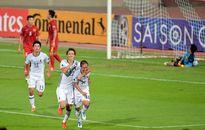 U19 Việt Nam thua trắng đội hình 2 U19 Nhật Bản