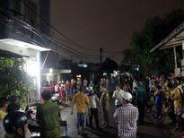 Kinh hoàng người phụ nữ nghi bị giết trong nhà tắm ở Sài Gòn