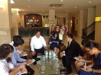 Thu hồi 'sao' của khách sạn Oscar Saigon tại T.PHCM