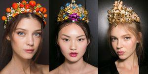 Phong cách trang điểm ấn tượng ở New York Fashion Week