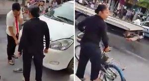 Tai nạn, chửi bởi và sự nhịn nhục của tài xế taxi