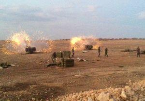 Quân đội Syria pháo kích dữ dội, chuẩn bị tấn công lớn
