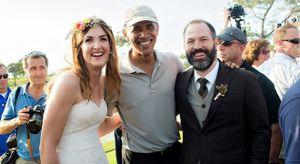 """""""Không ngậm được miệng"""" vì tiếp đón Tổng thống Mỹ trong lễ cưới"""