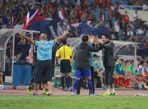 Việt Nam 0–3 Thái Lan