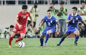 Tuyển Việt Nam bị Thái Lan bỏ xa 26 bậc trên BXH FIFA