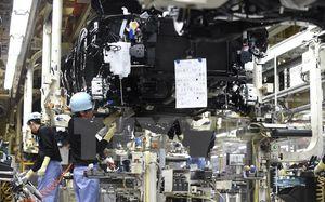 Hãng Toyota nâng dự báo lợi nhuận của tài khóa 2015